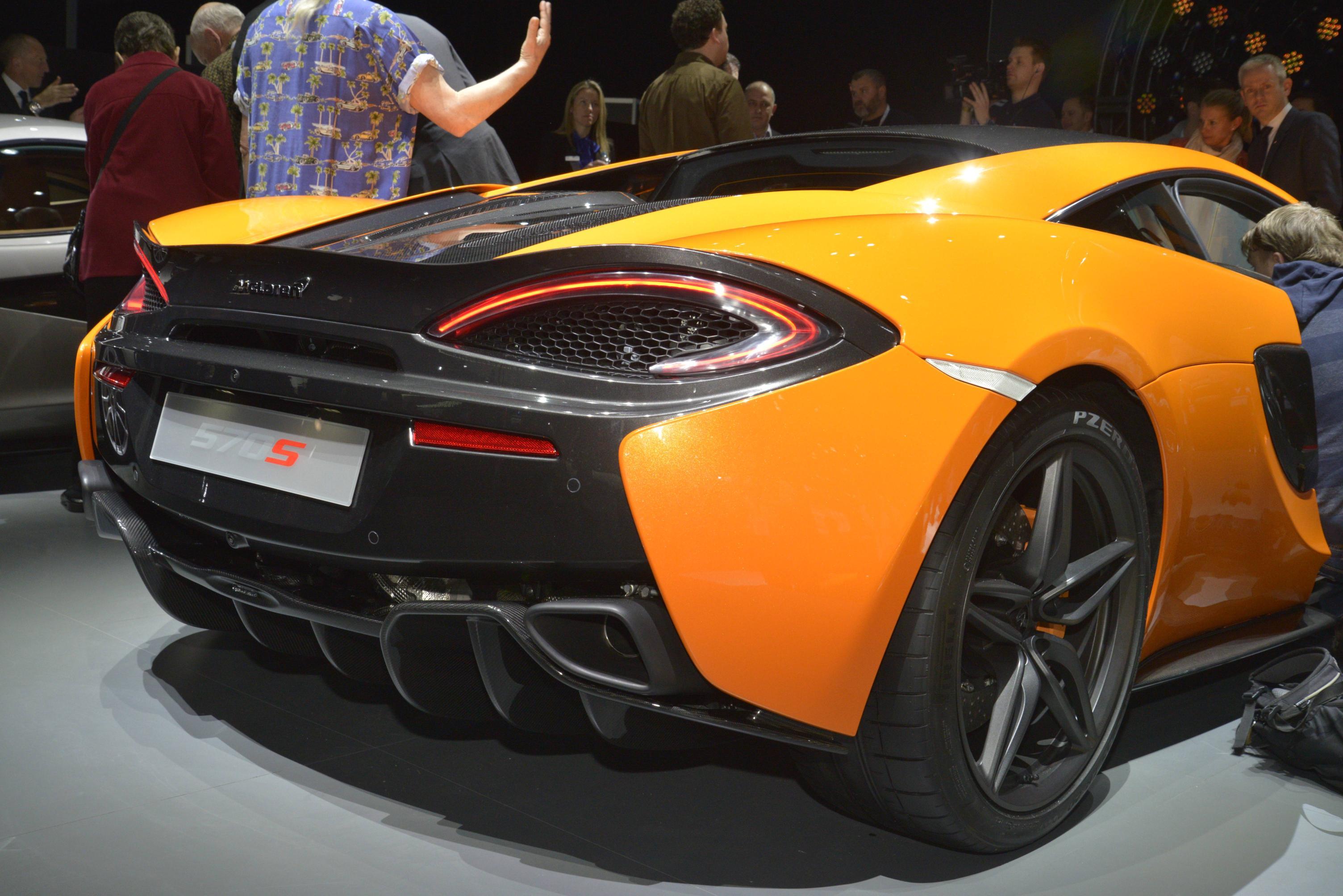 McLaren 570S Pricing: $184,900 in the US, £143,250 in the UK ...