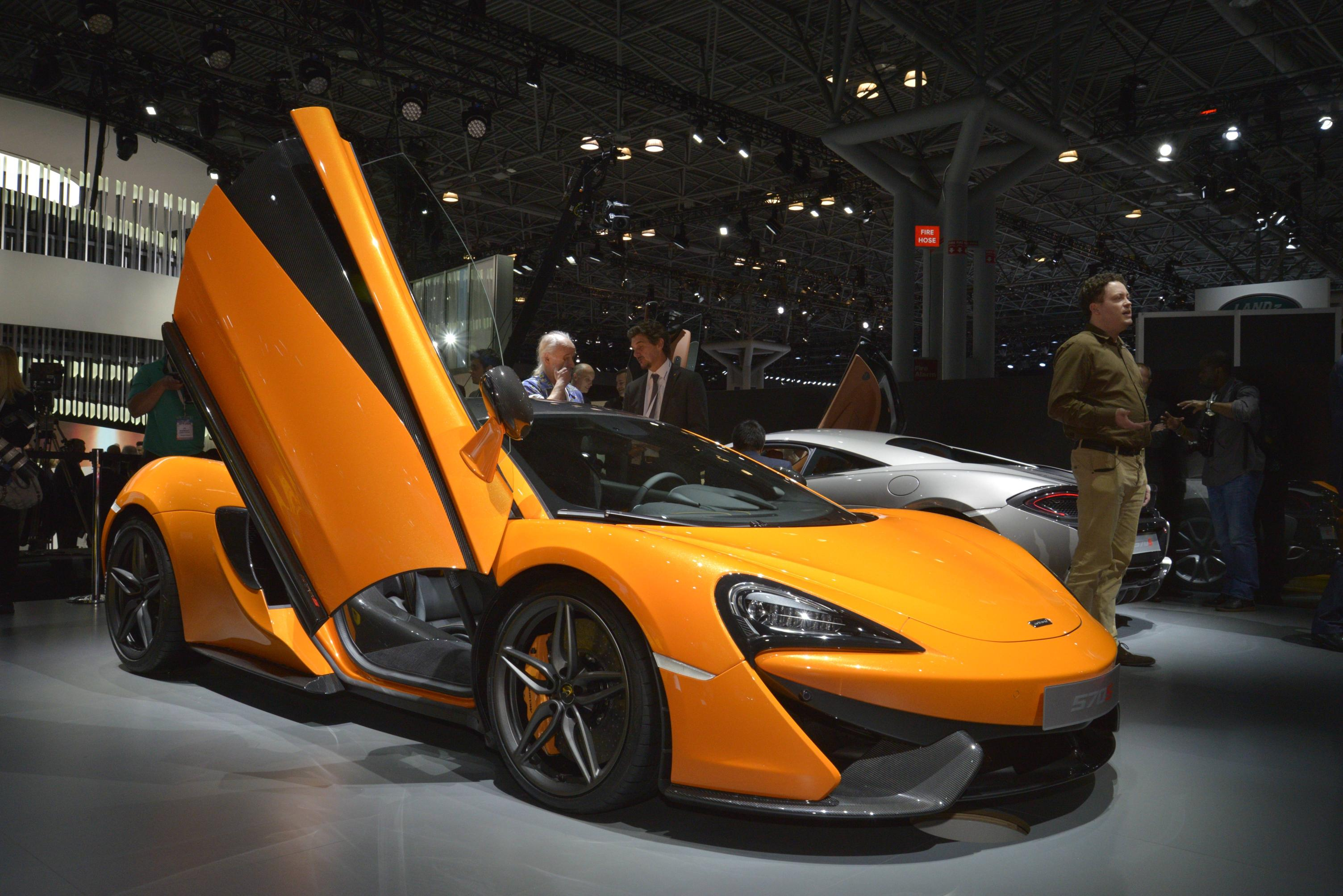 McLaren 570S Pricing: $184,900 in the US, £143,250 in the UK ...