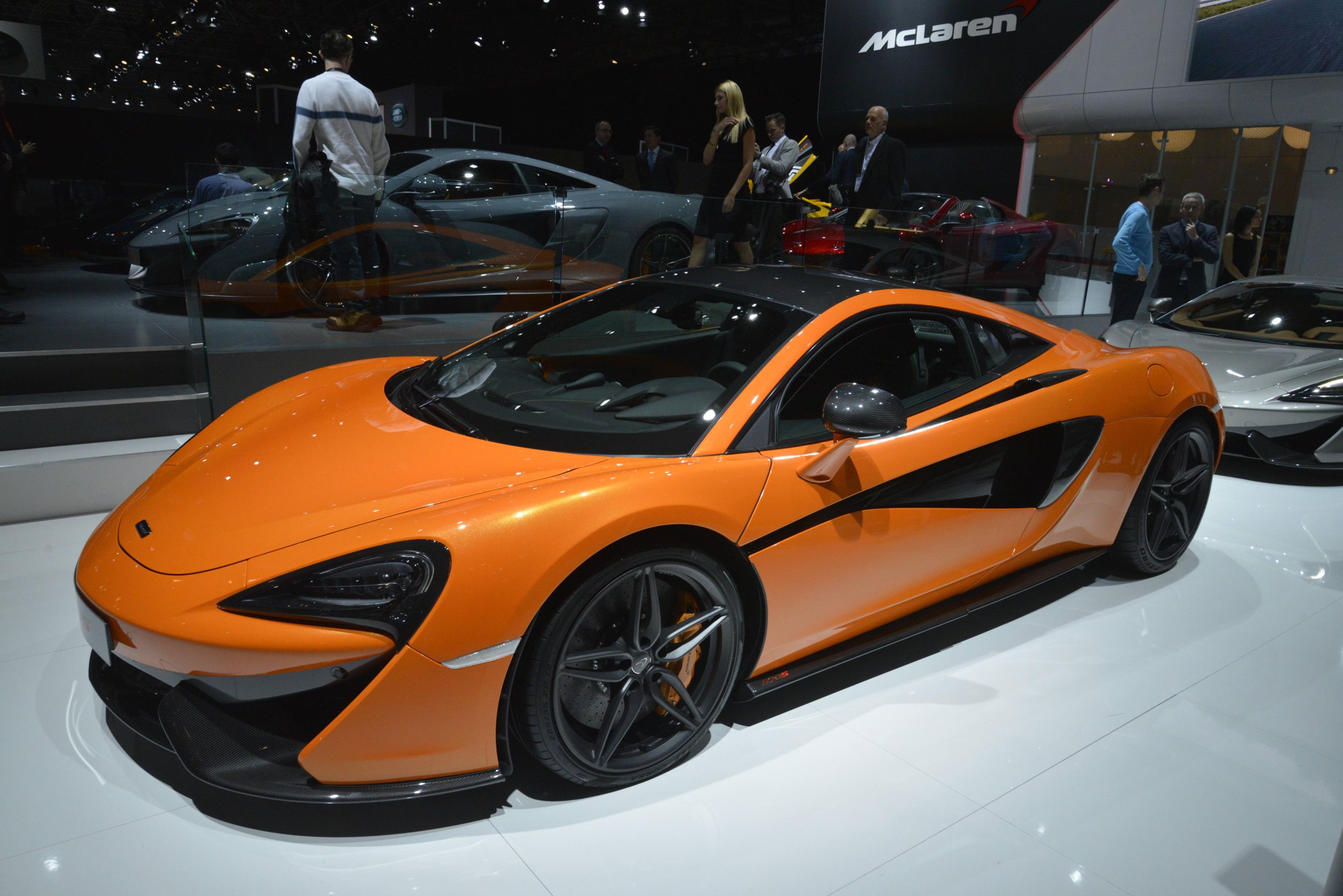 McLaren 570S Pricing: $184,900 in the US, £143,250 in the ...