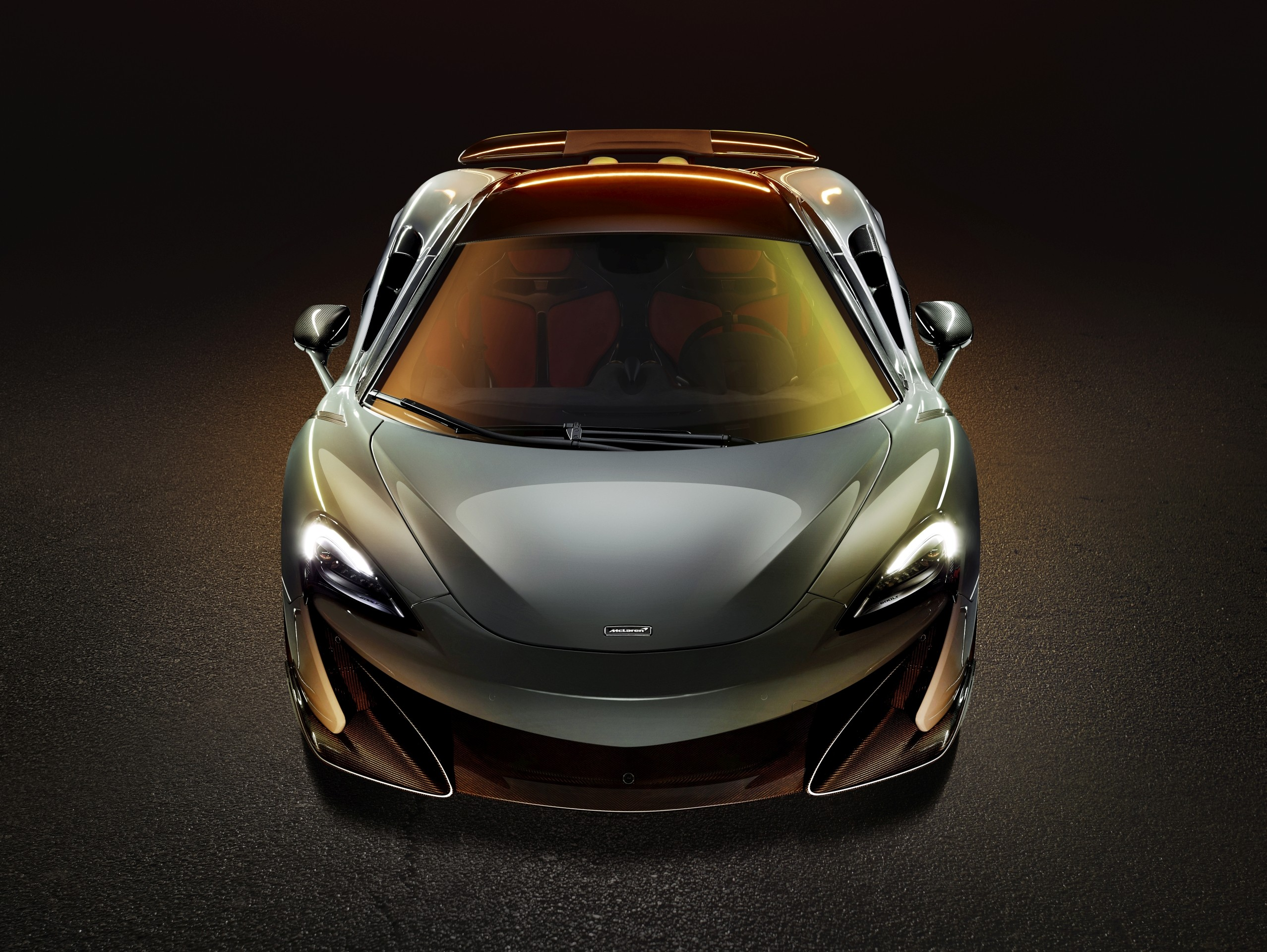 McLaren 600LT Reveals Its Latest Longtail