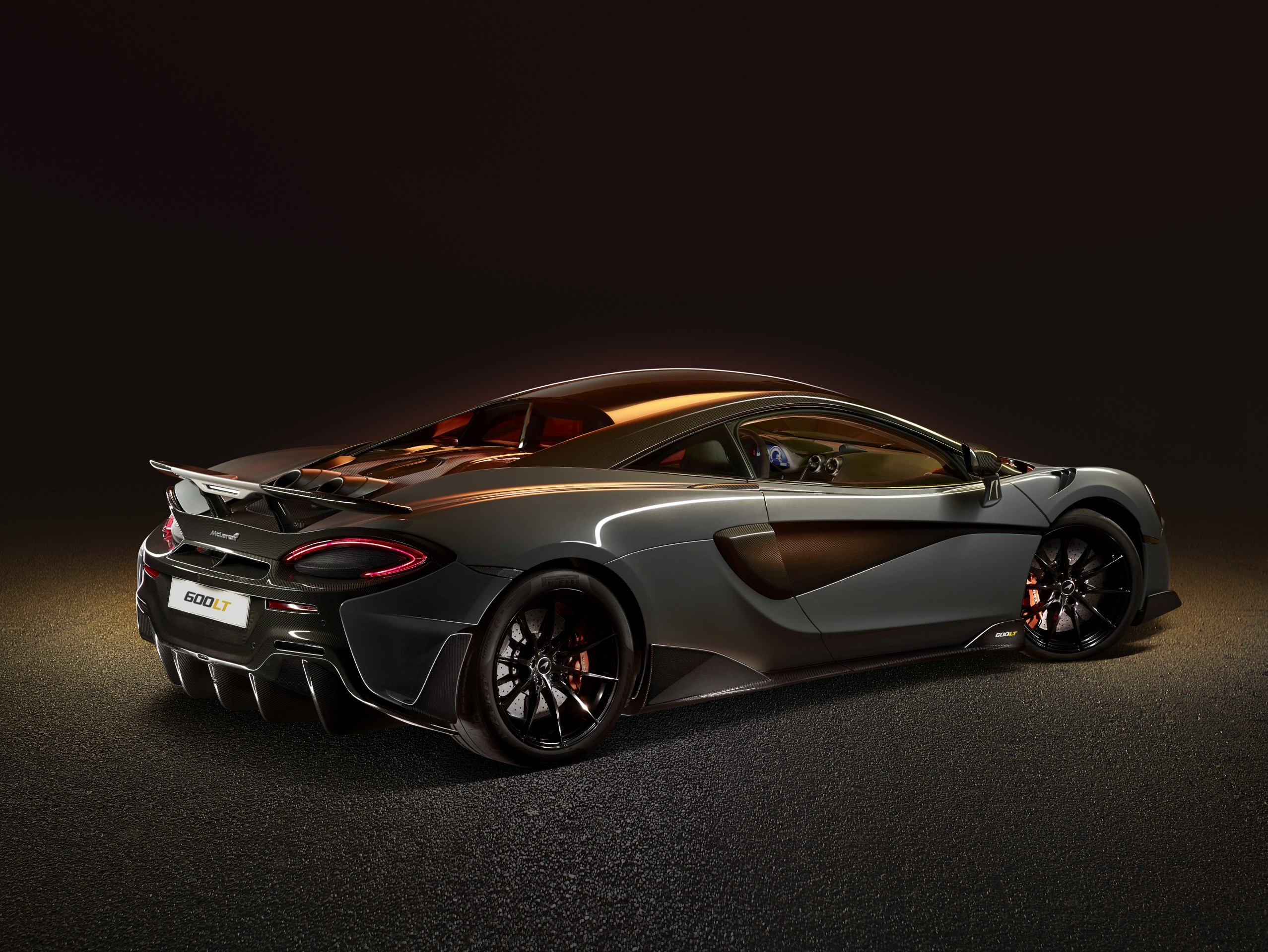 McLaren reveals 600LT Longtail with 592 horsepower