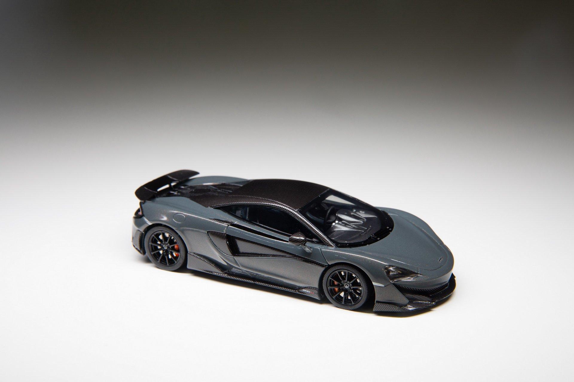McLaren 600LT 2019 Supercar 1:32 Die Cast Modellauto Spielzeug Model Sammlung
