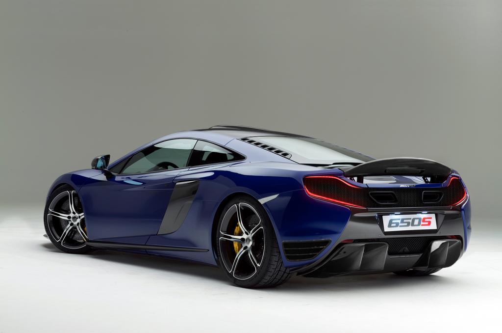McLaren 650S Fully Dressed as a P1: Virtual Tuning ...