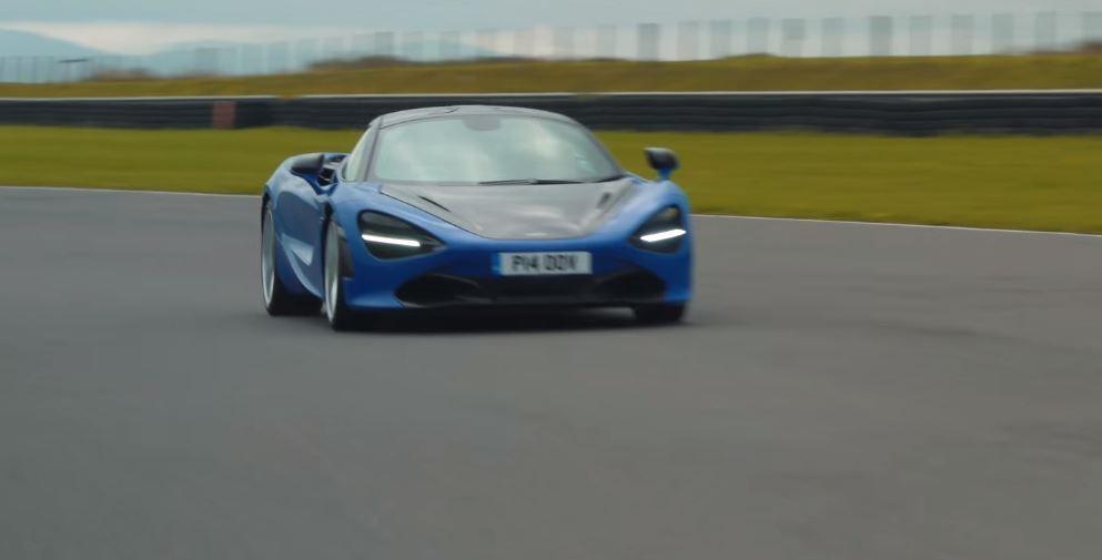 mclaren 720s beats senna in 0 60 mph test drops amazing times