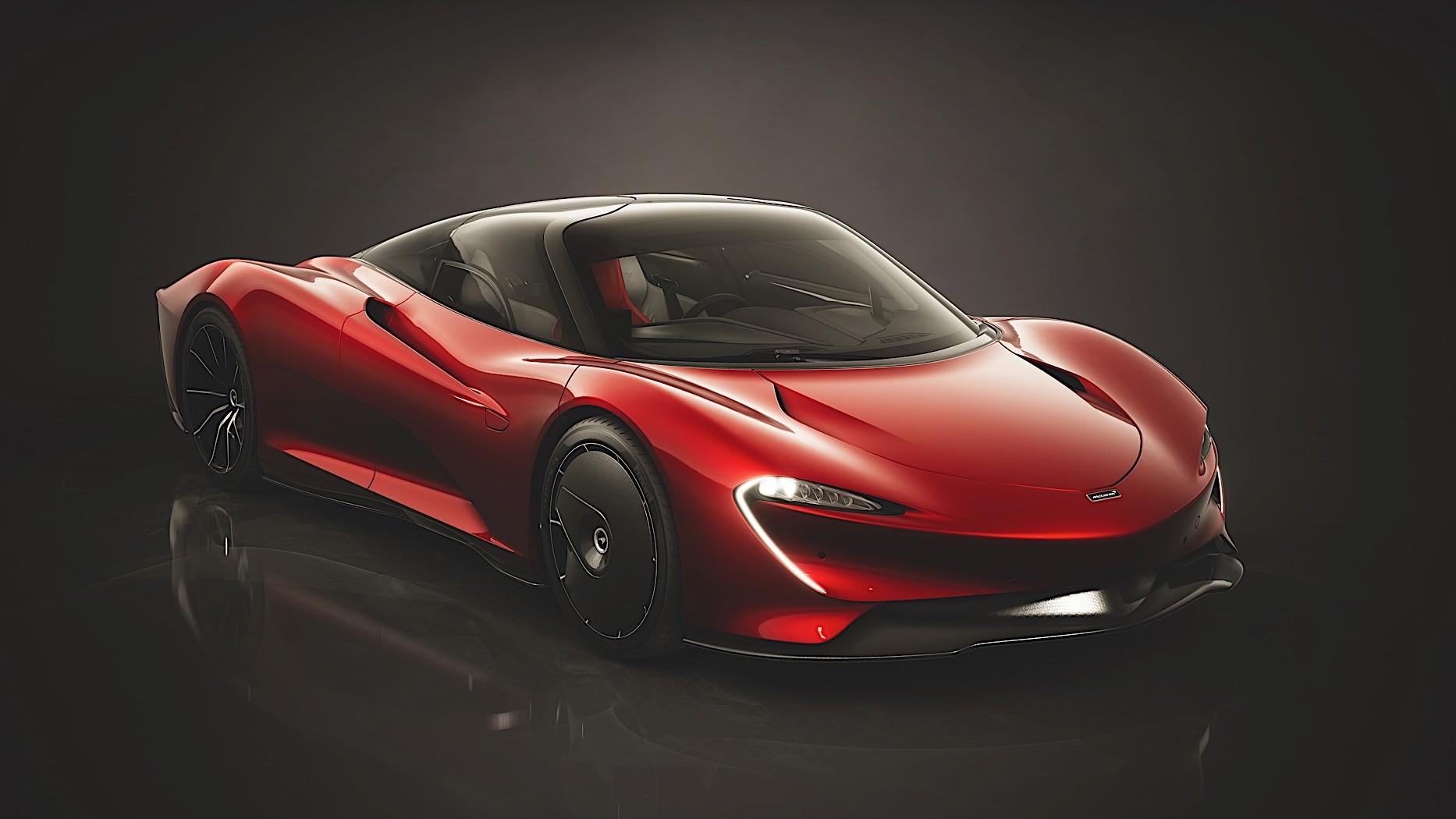 1,000 HP McLaren F1 Successor to Debut at Pebble Beach ...