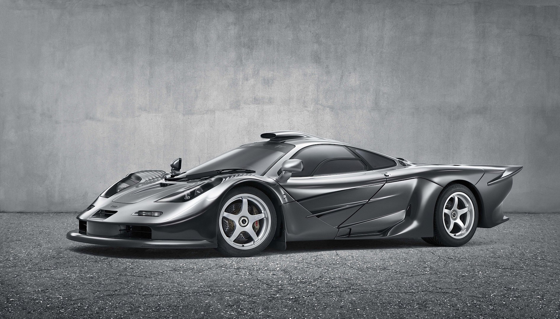 Mclaren Brings Alain Prost Inspired P1 And F1 Gt To