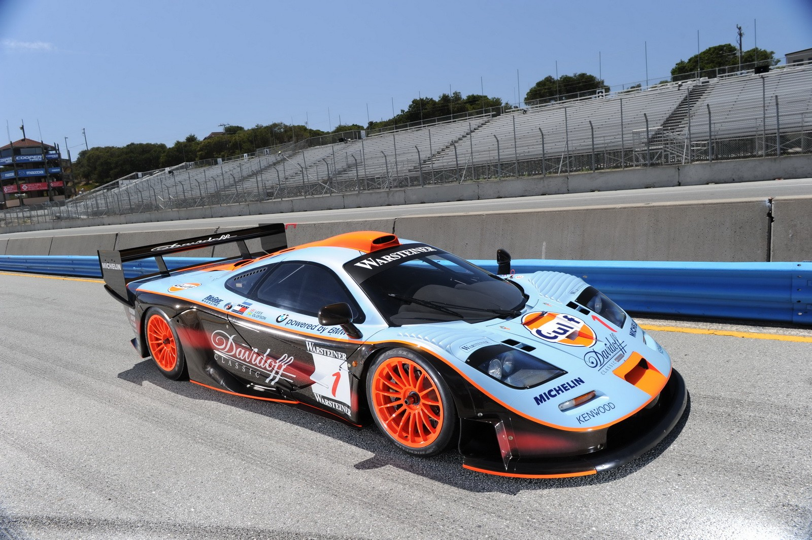 mclaren f1 gtr longtail is a fine racecar looking for a. Black Bedroom Furniture Sets. Home Design Ideas