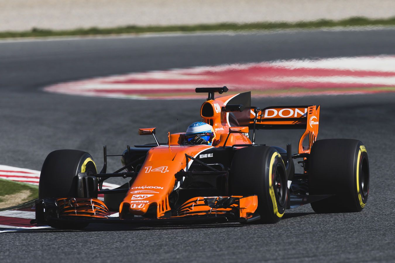 McLaren F1 Team Reportedly Approaches Mercedes-Benz For Engine ...