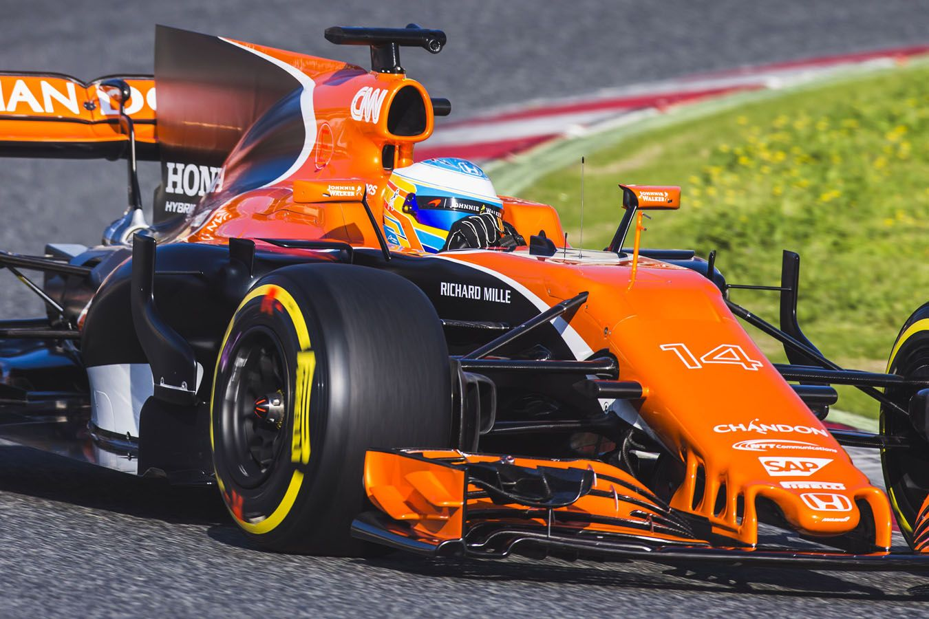 McLaren F1 Team Reportedly Approaches Mercedes-Benz For ...