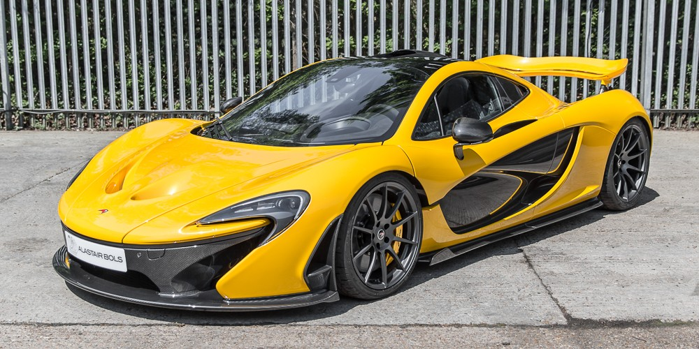 mclaren p1 for sale with just 3 miles on the clock autoevolution. Black Bedroom Furniture Sets. Home Design Ideas