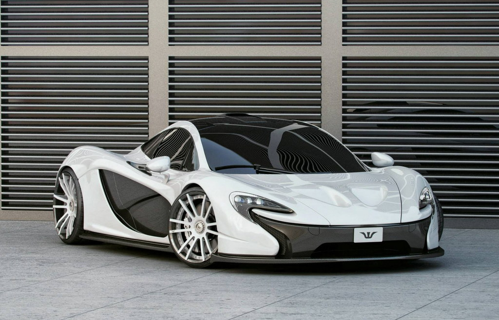 mclaren p1 tuned by wheelsandmore   autoevolution