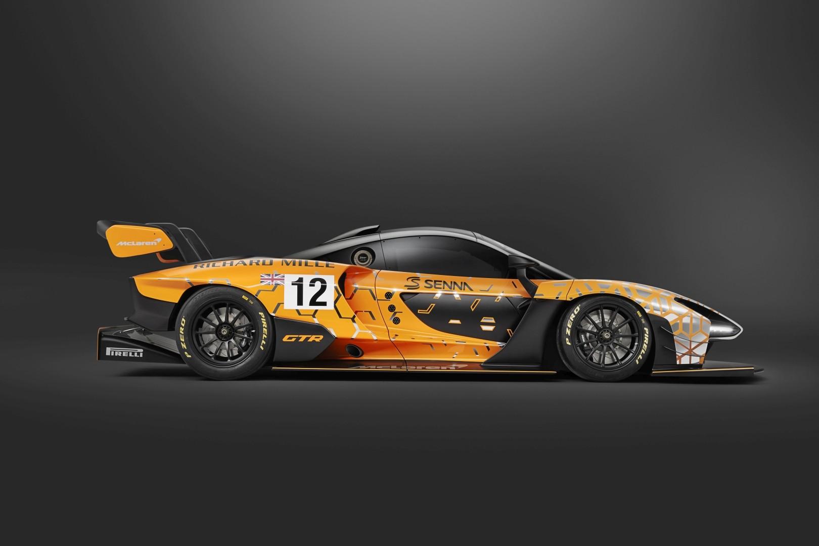 Mclaren Senna Specs >> McLaren Senna GTR Customer Racecar Debuts as Quickest McLaren Outside F1 - autoevolution