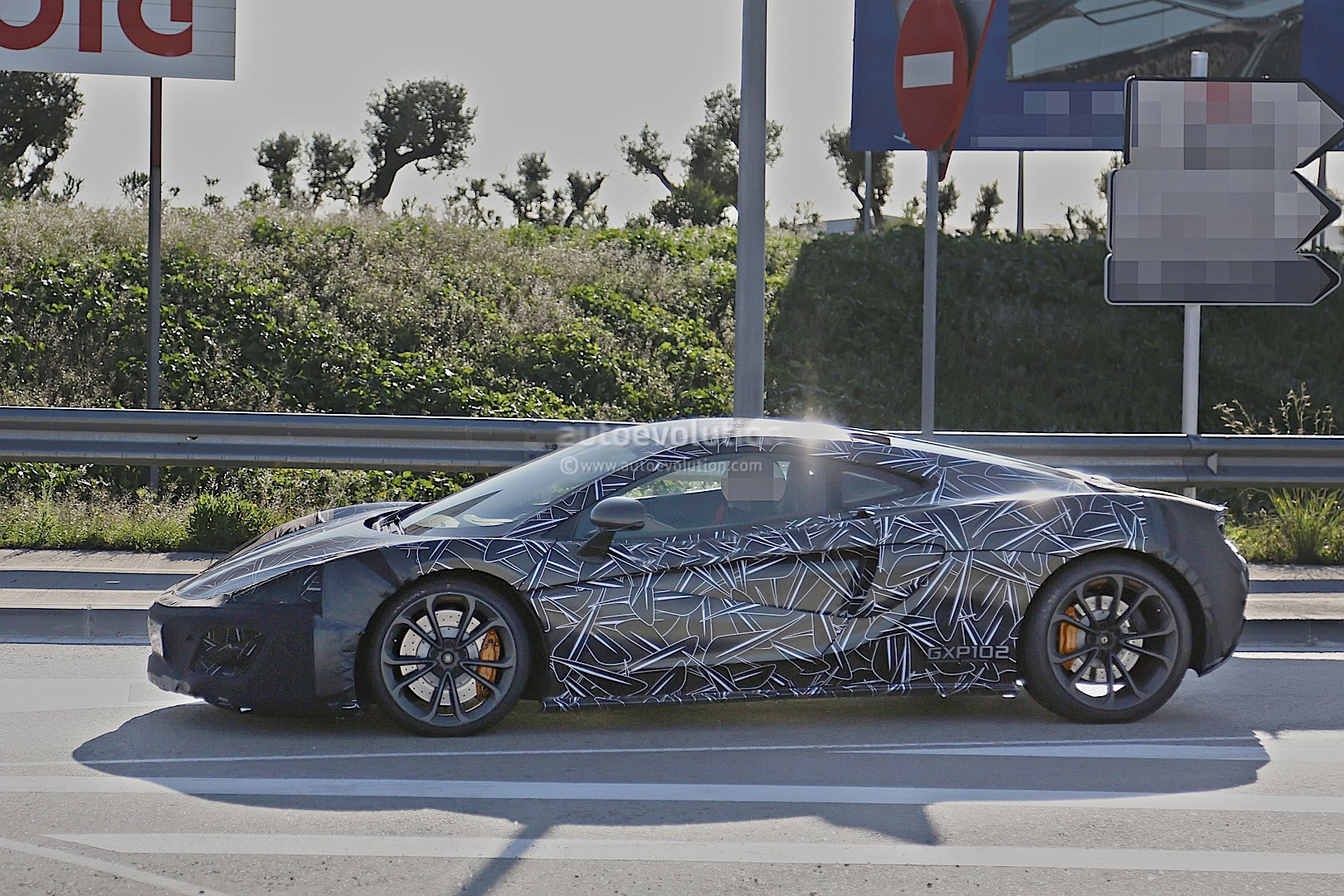 Mclaren Sports Series May Be Named In A Similar Fashion To