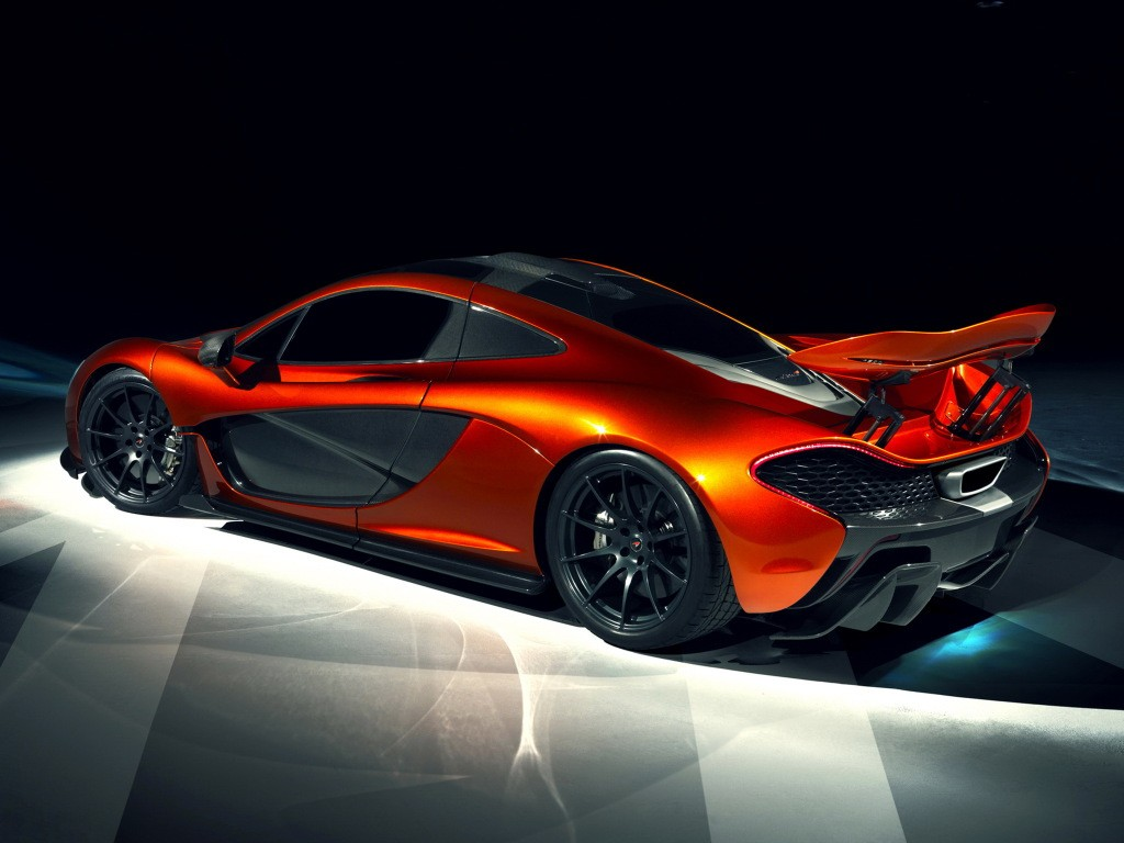 McLaren Will Launch Electric Supercar, But Hybrids Will