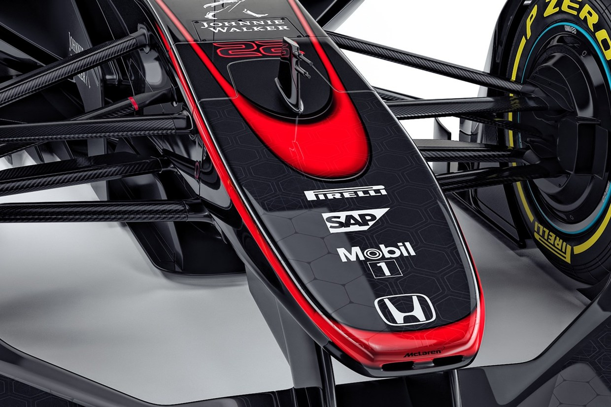 Mclaren S Mp4 X Study Shows What Happens When F1 Engineers