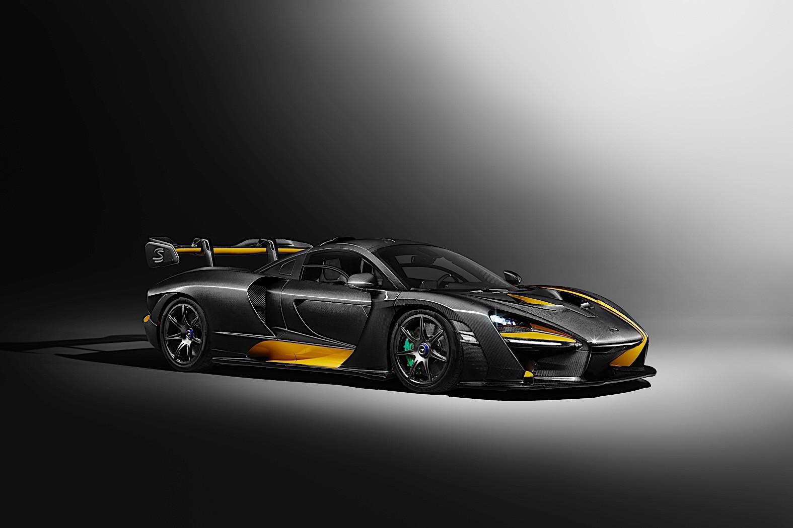 McLaren's Senna GTR Is Sold Out - autoevolution