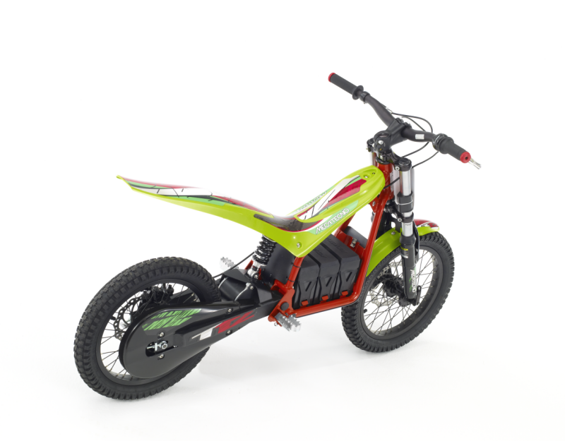 Mecatecno T12 Trial Electric Bike For Kids Autoevolution
