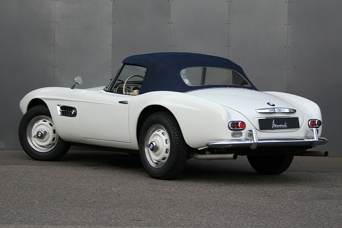 1958 bmw 507 roadster up for sale in germany. Black Bedroom Furniture Sets. Home Design Ideas