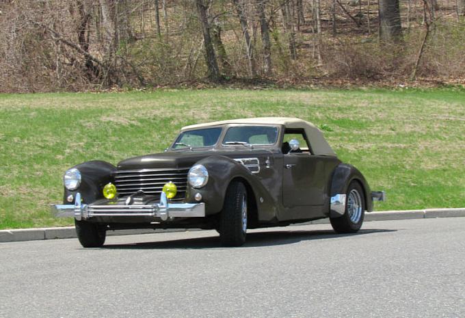 Replica Do Ford 1937