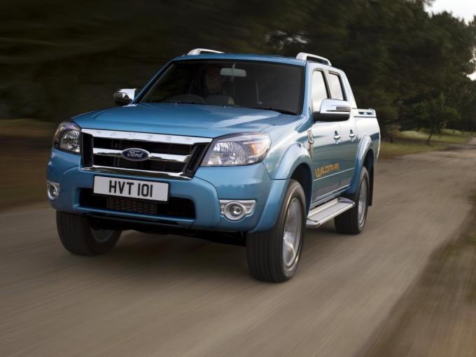 2009 Ford Ranger Facelift Official Photos