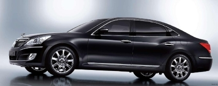 2010 Hyundai Equus Official Photos and Details