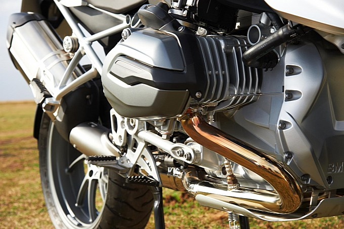 Detail of 2013 BMW R 1200 GS