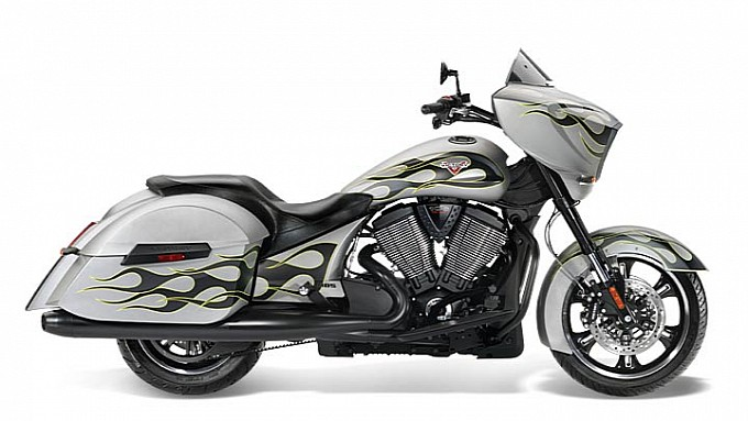 2014 Victory Motorcycles Cross Country Foxboro MA