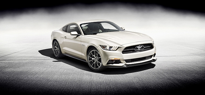 2015 ford mustang 50th anniversary edition from story 2015 ford