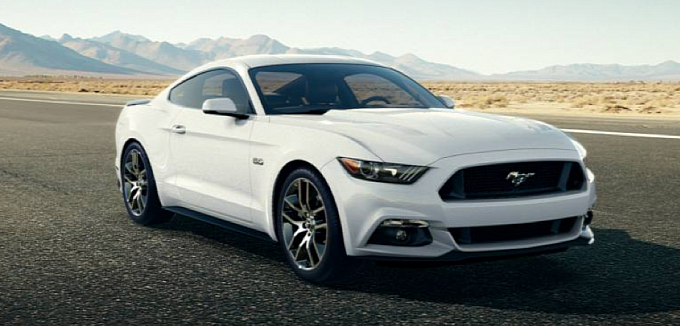 Ford Mustang: Configurator Goes Online [Photo Gallery] - autoevolution ...