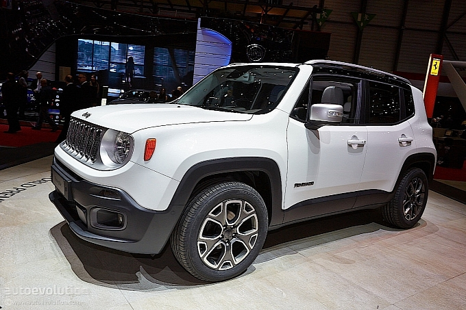 jeep renegade at the geneva motor show jeep renegade forum. Black Bedroom Furniture Sets. Home Design Ideas