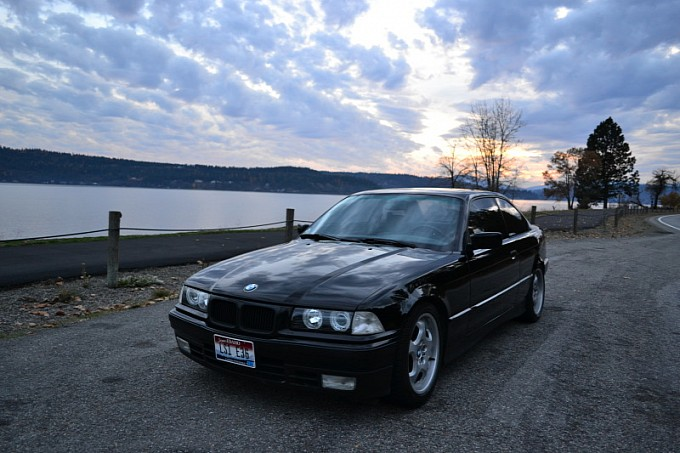 BMW E36 with LS1 Engine