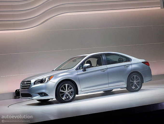 All-New 2015 Subaru Legacy #1/12