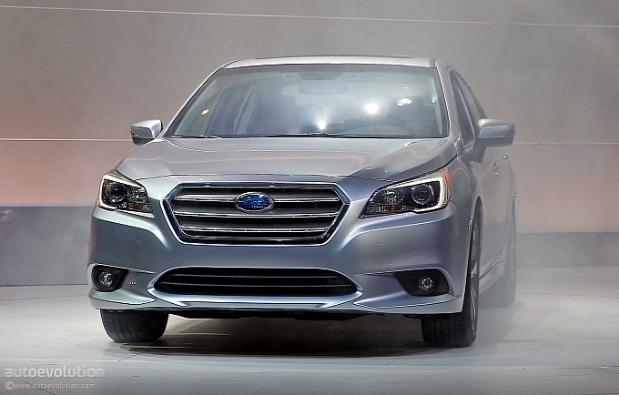 All-New 2015 Subaru Legacy - Photo #3