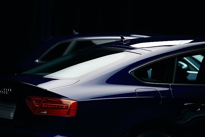 Audi × SAMURAI BLUE 11 Limited Edition