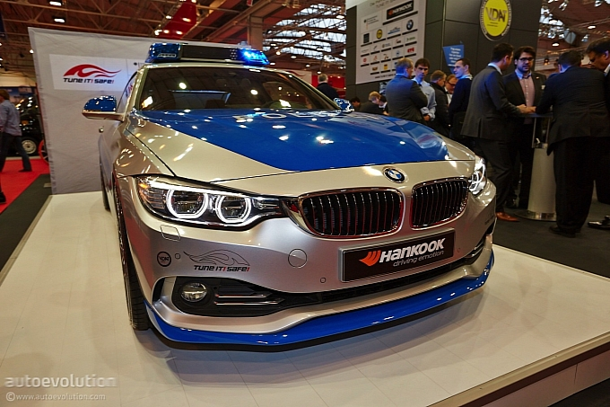 Tune It Safe BMW 4 Series by AC Schnitzer