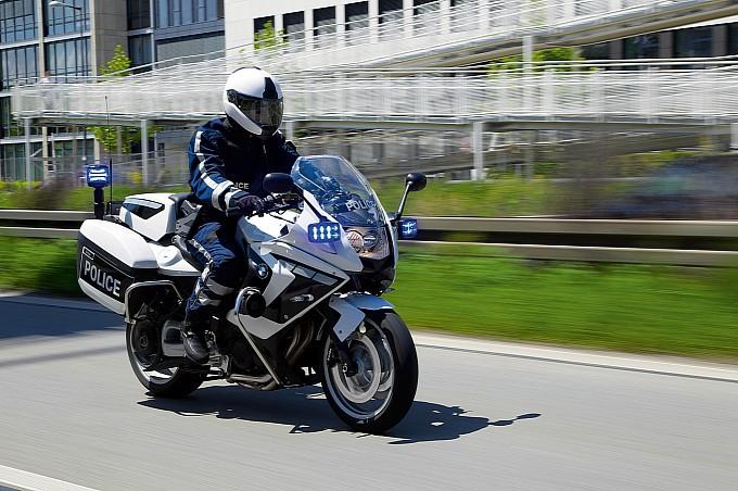BMW at Milipol 2013