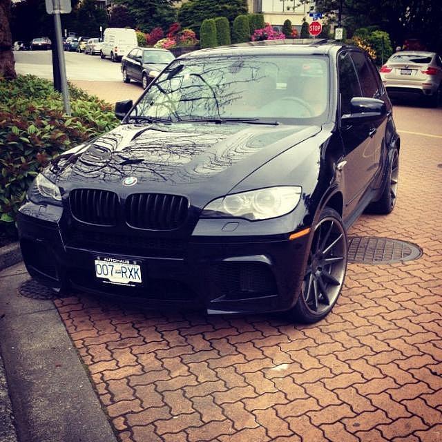 Custom Bmw X5: BMW X5 M Caters To Every Need