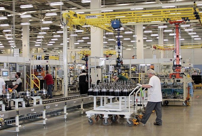 Chrysler Starts Producing 9 Speed Auto At Tipton Facility