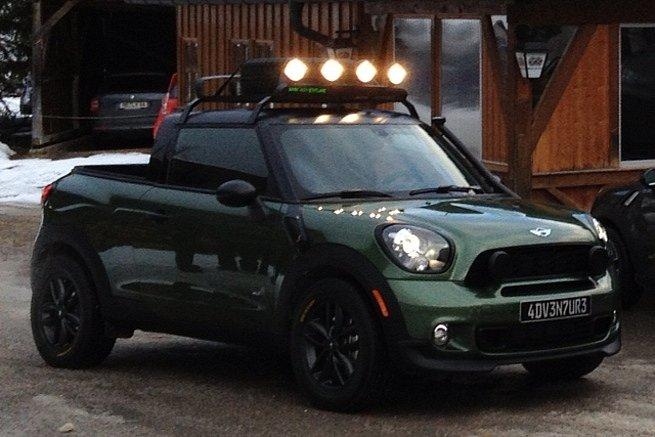 Paceman Pickup - Motoring Alliance :: MINI Cooper Forums
