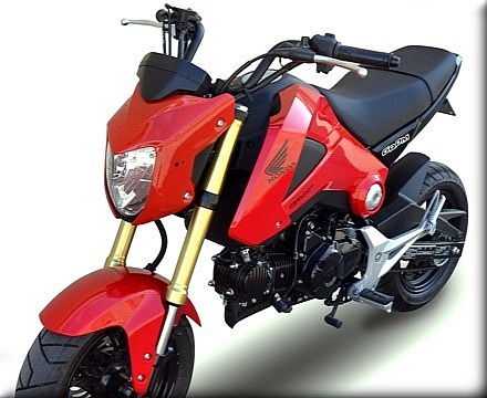 bodywork and fender eliminator kit for the grom honda grom forum