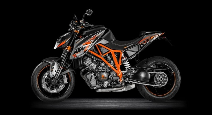Brake Pads And Rotors Prices >> Styling Options for KTM 1290 Super Duke R are Up - KTM ...