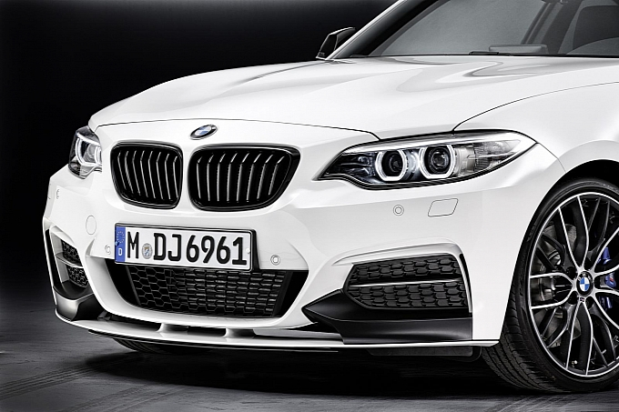 M Performance BMW 2 Series Coupe