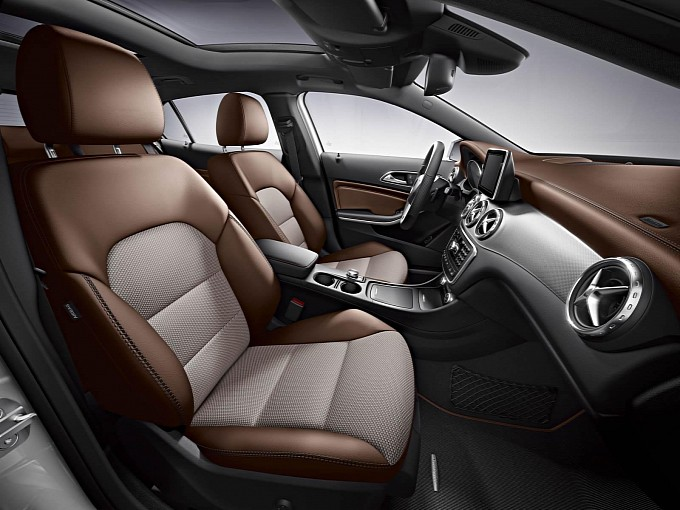 Take A Look At The Mercedes Benz Gla Edition 1 Mercedes