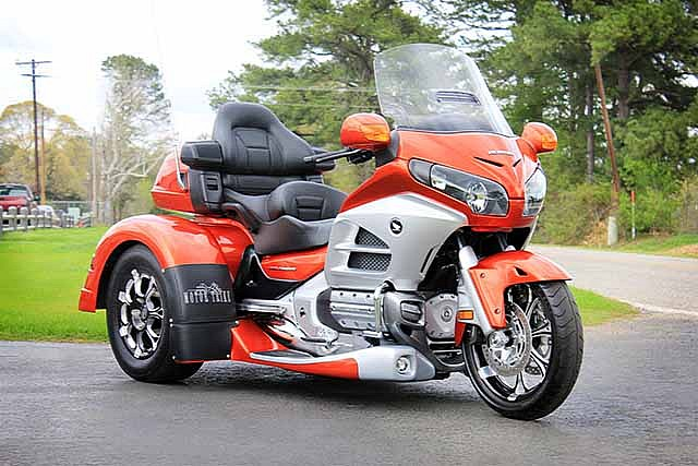 Motor Trike Irs Mod Kit For Honda Gold Wing Photo