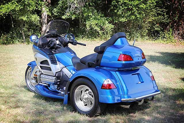 Motor trike irs mod kit for honda gold wing photo Wing motors automobiles