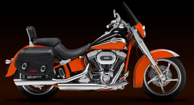 2010 CVO Softail Convertible #7/9