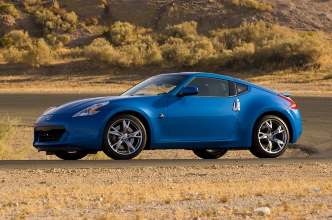 Nissan Reveals 2009 370Z UK Pricing