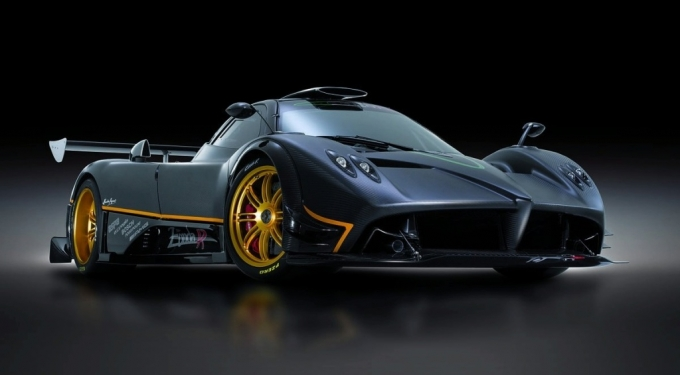 Pagani Zonda R-Ultimate Performance, No Rules...