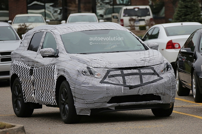 2015 Nissan Murano Release Date Spy Photos Redesign ...
