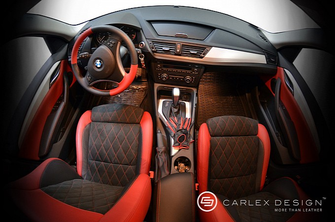 Take a Trip on the Wild Side with Carlex Design's Reinvented X1 Interior